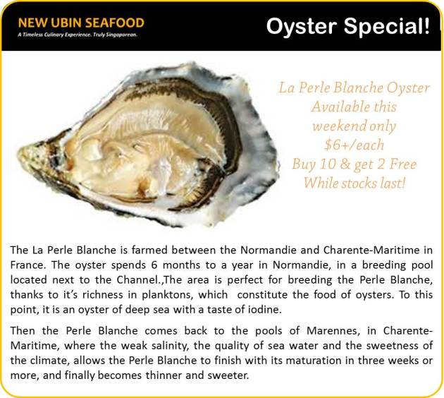 Oyster Special